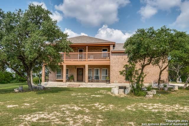 1319 Cr 2720, Mico, TX 78056 (MLS #1550888) :: Beth Ann Falcon Real Estate