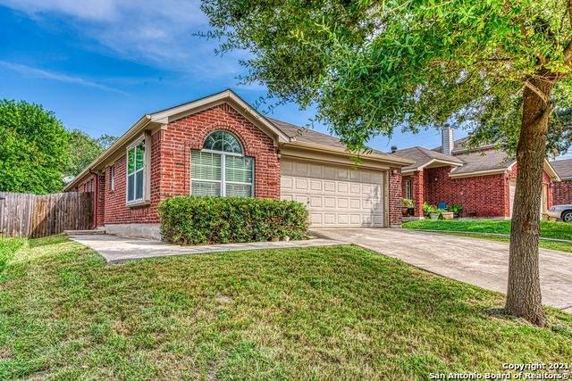 6507 Ithaca Frst, San Antonio, TX 78239 (MLS #1550889) :: Beth Ann Falcon Real Estate