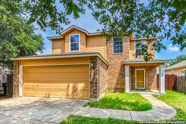 6006 Old Corral, San Antonio, TX 78250 (MLS #1550890) :: Beth Ann Falcon Real Estate