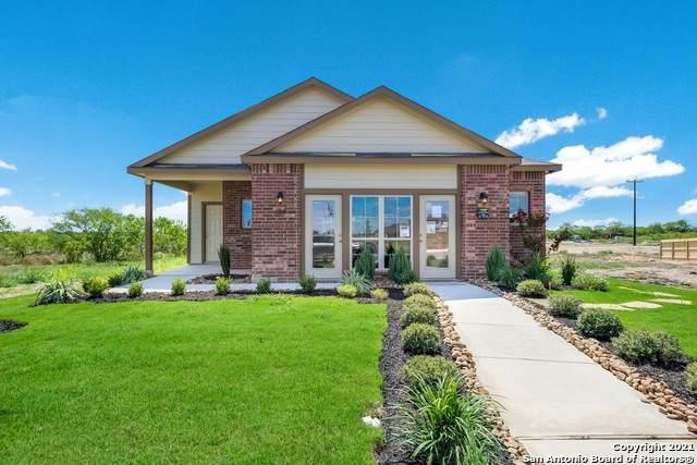 320 Saddle Leaf, Cibolo, TX 78108 (MLS #1550894) :: Beth Ann Falcon Real Estate