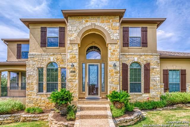 1423 Bobbins Ridge, San Antonio, TX 78260 (MLS #1550896) :: Beth Ann Falcon Real Estate