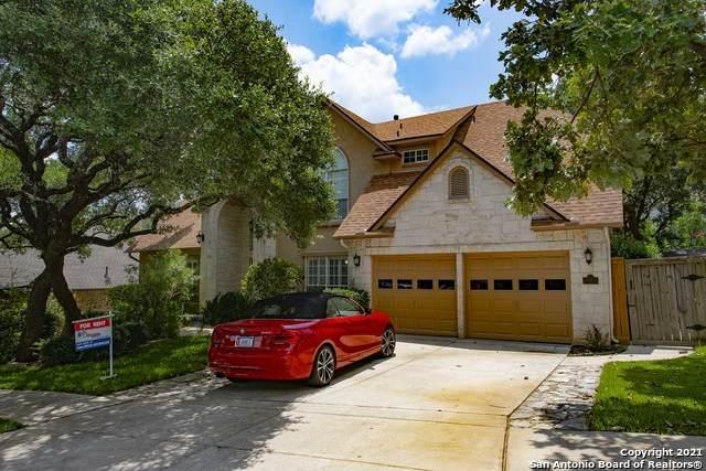 1514 Hearthstone, San Antonio, TX 78258 (MLS #1550900) :: Beth Ann Falcon Real Estate