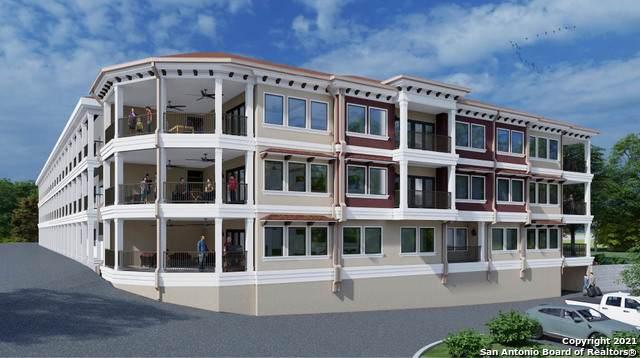 730 E Mather St V102, New Braunfels, TX 78130 (MLS #1551088) :: Concierge Realty of SA
