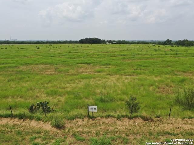 LOT 10 Crow Lane, Adkins, TX 78101 (MLS #1551181) :: EXP Realty