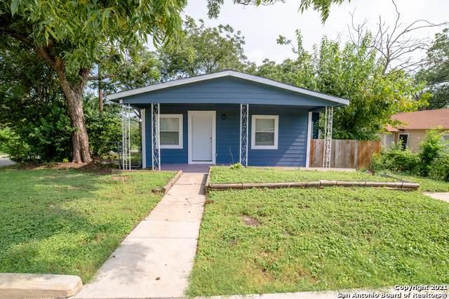 203 Anderson Ave, San Antonio, TX 78203 (MLS #1551256) :: The Lopez Group