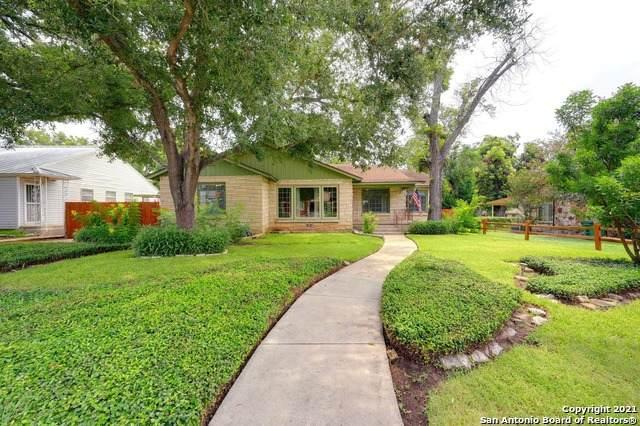 2014 Steves Ave, San Antonio, TX 78210 (MLS #1551380) :: Exquisite Properties, LLC