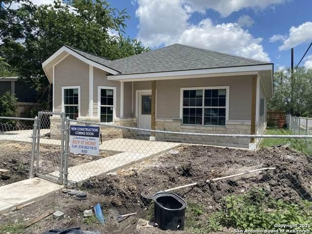 752 S San Manuel St, San Antonio, TX 78237 (MLS #1551647) :: Phyllis Browning Company