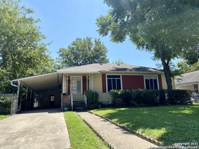 122 Loma Park Dr, San Antonio, TX 78228 (MLS #1551737) :: Phyllis Browning Company