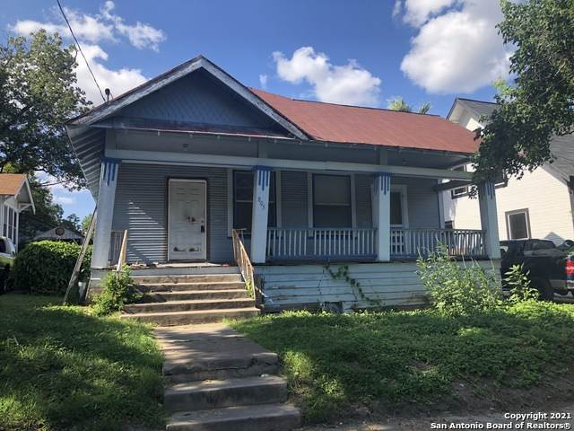805 W Mulberry Ave, San Antonio, TX 78212 (MLS #1551754) :: Phyllis Browning Company