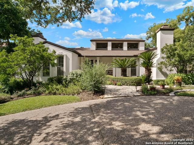 117 Canterbury Hill St, Terrell Hills, TX 78209 (MLS #1551773) :: Concierge Realty of SA