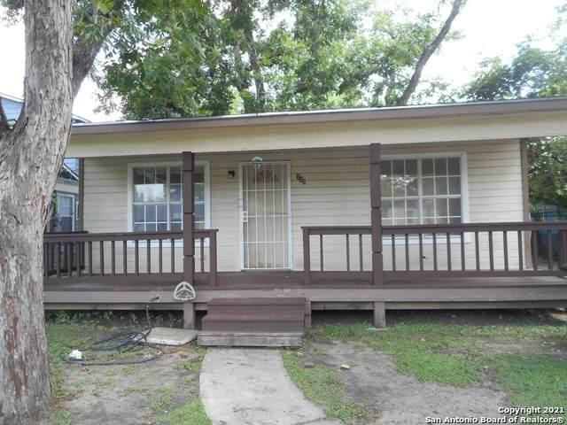 135 Benita St, San Antonio, TX 78210 (MLS #1551787) :: The Gradiz Group