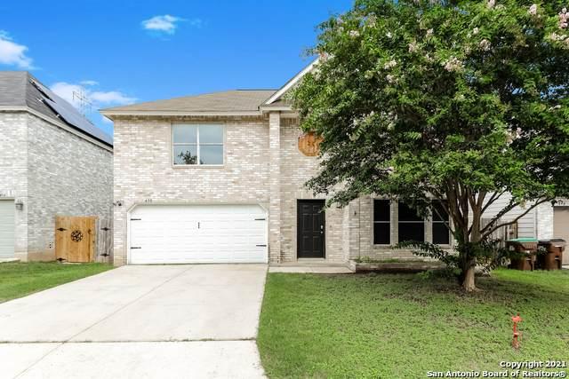 450 Bluegrass Crk, San Antonio, TX 78253 (MLS #1551882) :: The Real Estate Jesus Team