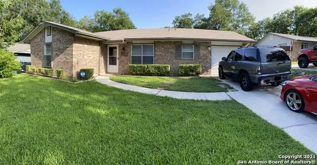 5018 Casa Verde St, San Antonio, TX 78233 (MLS #1551899) :: The Gradiz Group