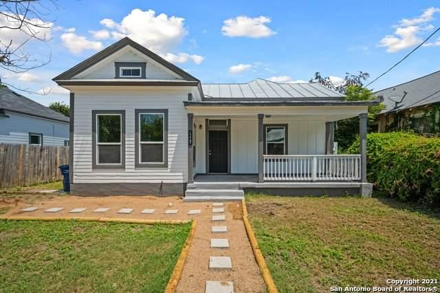 1223 Paso Hondo, San Antonio, TX 78202 (MLS #1551953) :: The Glover Homes & Land Group