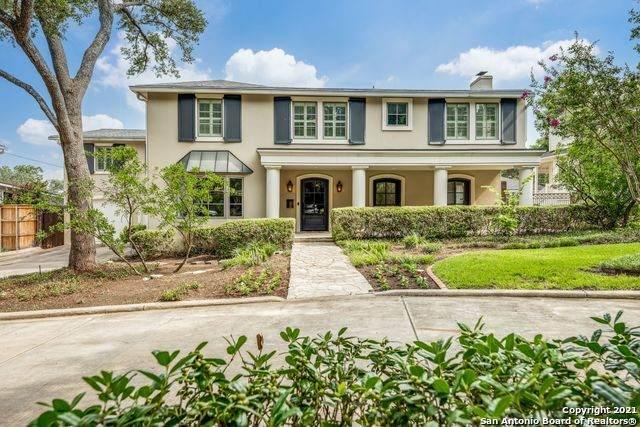 335 Charles Rd, Terrell Hills, TX 78209 (MLS #1551985) :: Concierge Realty of SA