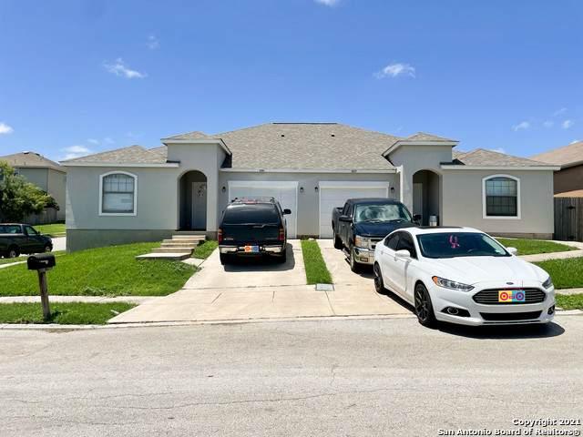 6927 & 6931 Hallie Rdg, San Antonio, TX 78227 (MLS #1552023) :: Texas Premier Realty
