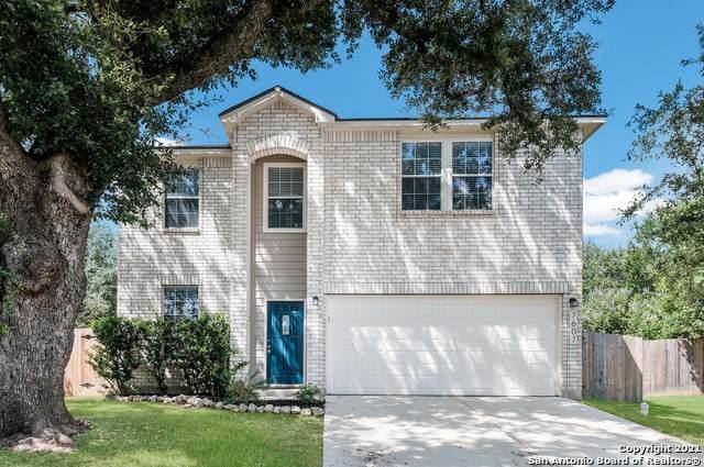 7607 Presidio Ledge, Boerne, TX 78015 (MLS #1552092) :: The Glover Homes & Land Group