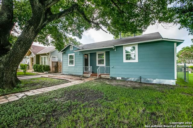 1114 Schley Ave, San Antonio, TX 78210 (MLS #1552133) :: The Glover Homes & Land Group