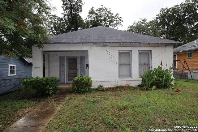 2426 Wyoming St, San Antonio, TX 78203 (MLS #1552144) :: Alexis Weigand Real Estate Group