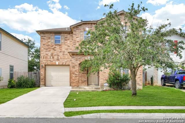 15 Adobe Grove, San Antonio, TX 78239 (MLS #1552159) :: Alexis Weigand Real Estate Group