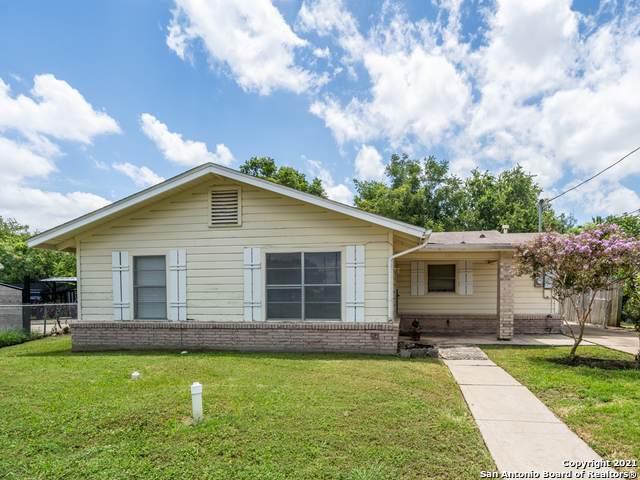 206 Vanley Dr, San Antonio, TX 78228 (MLS #1552221) :: Beth Ann Falcon Real Estate