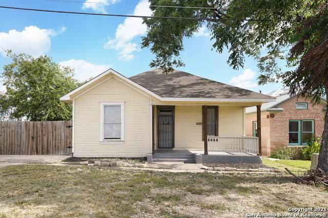 2243 N Interstate 35, San Antonio, TX 78208 (MLS #1552335) :: Texas Premier Realty