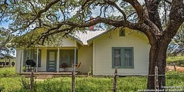 1331 Elm Springs Trail, Menard, TX 76859 (MLS #1552449) :: Carter Fine Homes - Keller Williams Heritage