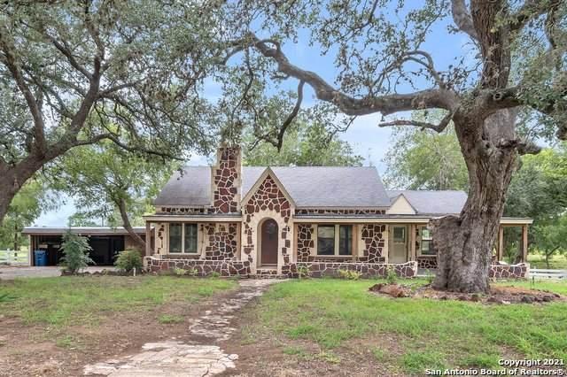114 Haverlah Rd, Pleasanton, TX 78064 (MLS #1552540) :: EXP Realty