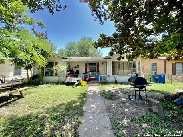 3706 W Poplar St, San Antonio, TX 78228 (MLS #1552545) :: EXP Realty