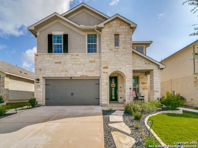 2335 Castello Way, San Antonio, TX 78259 (MLS #1552557) :: EXP Realty