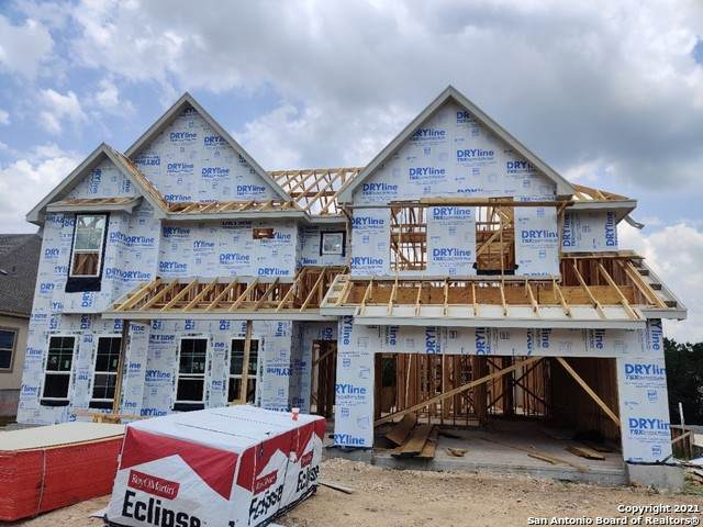 3911 Glenellen, San Antonio, TX 78257 (MLS #1552655) :: Beth Ann Falcon Real Estate