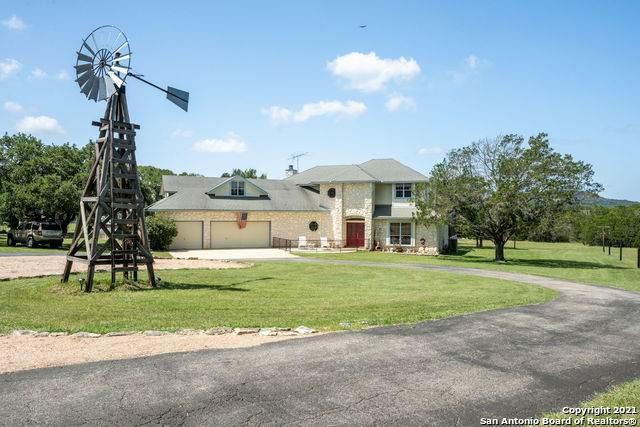 29721 Twin Creeks Dr, Bulverde, TX 78163 (MLS #1552909) :: Beth Ann Falcon Real Estate