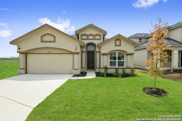 6627 Comanche Post, San Antonio, TX 78233 (MLS #1552931) :: Beth Ann Falcon Real Estate