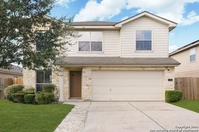 6854 Cutting Crk, San Antonio, TX 78244 (MLS #1552959) :: Exquisite Properties, LLC