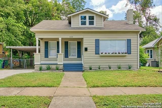 622 W Huisache Ave, San Antonio, TX 78212 (MLS #1553249) :: Santos and Sandberg