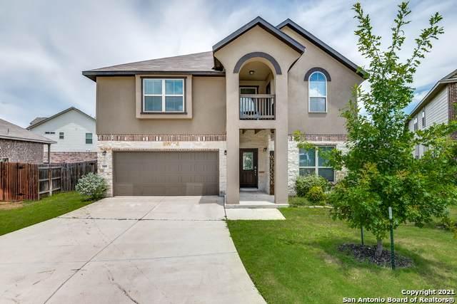 508 Saddle Villa, Cibolo, TX 78108 (MLS #1553356) :: The Mullen Group | RE/MAX Access