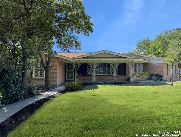 343 Bonnell Dr, San Antonio, TX 78223 (MLS #1553389) :: Beth Ann Falcon Real Estate