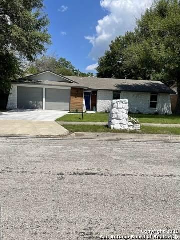2406 Marilyn Kay St, San Antonio, TX 78238 (MLS #1553415) :: Beth Ann Falcon Real Estate