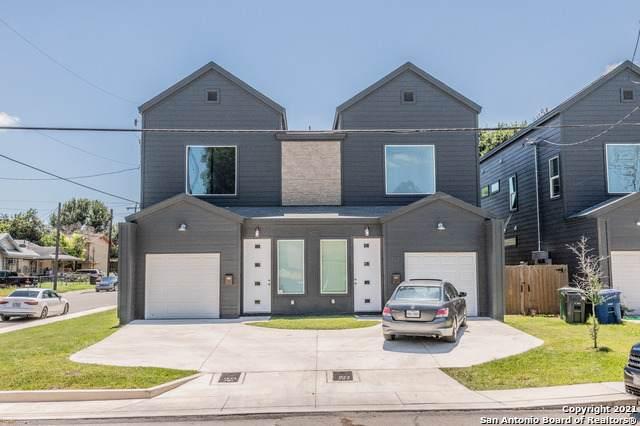 1622 Dakota St, San Antonio, TX 78203 (MLS #1553532) :: The Rise Property Group
