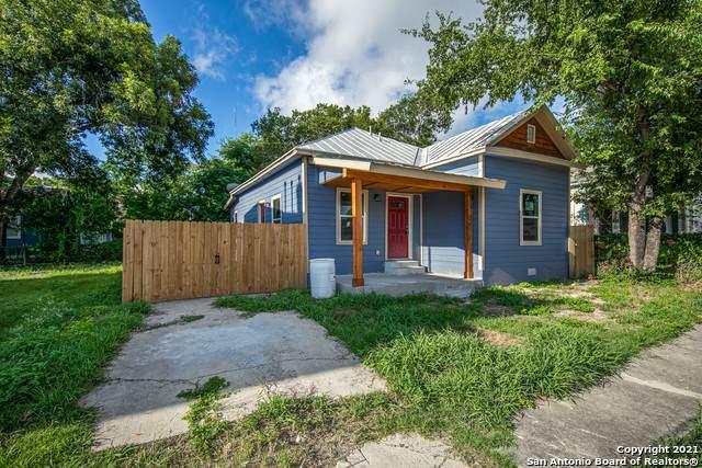 1006 W Myrtle St, San Antonio, TX 78212 (MLS #1553543) :: Phyllis Browning Company