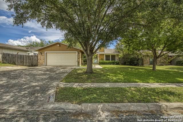 12718 Thomas Sumter St, San Antonio, TX 78233 (MLS #1553834) :: The Gradiz Group