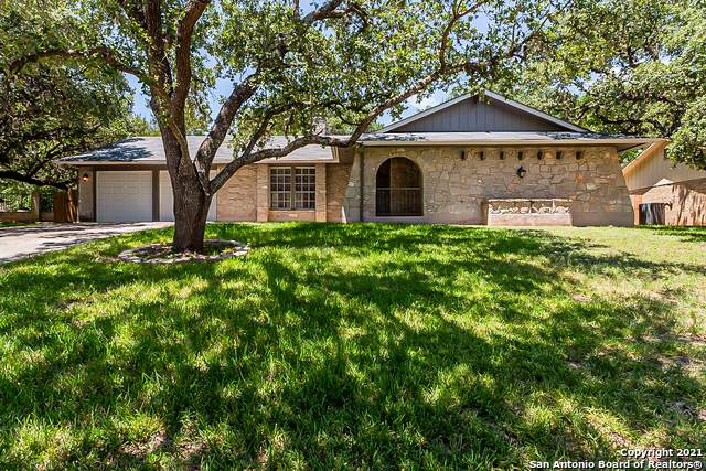 3023 Oneida Dr, San Antonio, TX 78230 (MLS #1554074) :: Beth Ann Falcon Real Estate