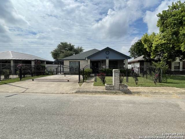 3306 Avoca Dr, San Antonio, TX 78211 (MLS #1554086) :: Phyllis Browning Company