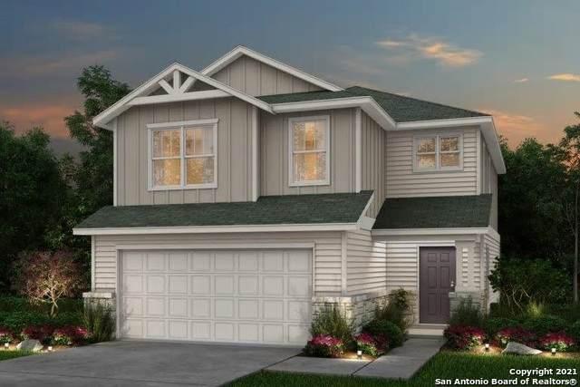 4125 Lily Glade, Seguin, TX 78155 (MLS #1554264) :: Beth Ann Falcon Real Estate