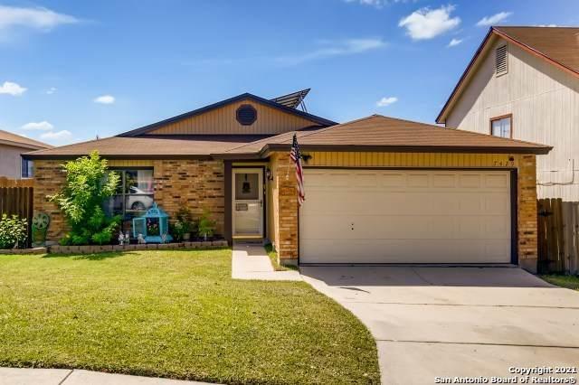 7429 Myrtle Trail, San Antonio, TX 78244 (MLS #1554287) :: Texas Premier Realty
