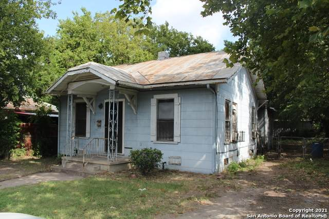 635 Westfall Ave, San Antonio, TX 78210 (MLS #1554377) :: Carter Fine Homes - Keller Williams Heritage