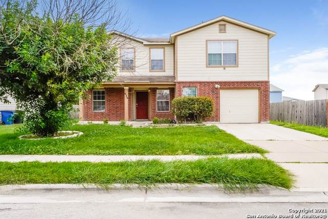 675 Nw Crossing Dr, New Braunfels, TX 78130 (MLS #1554388) :: The Lopez Group