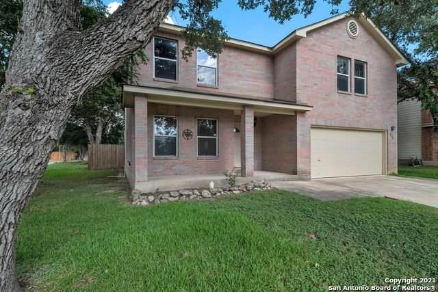 8622 Braun Knoll, San Antonio, TX 78254 (MLS #1554467) :: Exquisite Properties, LLC