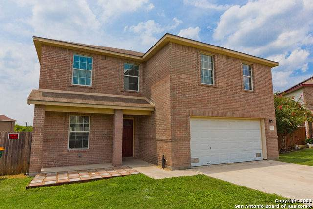 7431 Copper Mesa, Converse, TX 78109 (MLS #1554525) :: The Glover Homes & Land Group