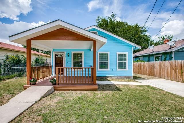 807 Potomac, San Antonio, TX 78202 (MLS #1554539) :: The Lopez Group